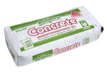 Concrete Drymix - $8.20 per bag