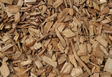 Hardwood Chip Mulch - $48.40 per cubic metre