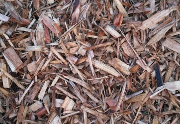 Hardwood Chip Mulch - $45.1o per cubic metre