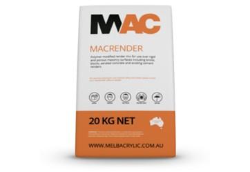 MAC Render - $16.3o per bag
