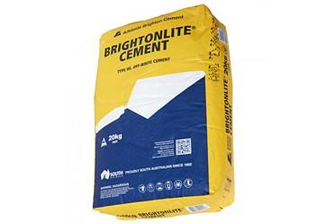 Off White Cement - $9.5o per bag