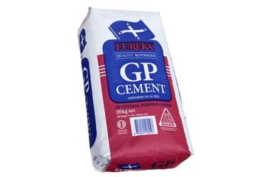 GP Cement - $8.5o per bag