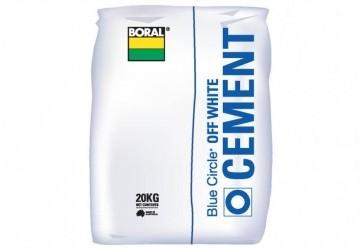 Off White Cement - $10.10 per bag
